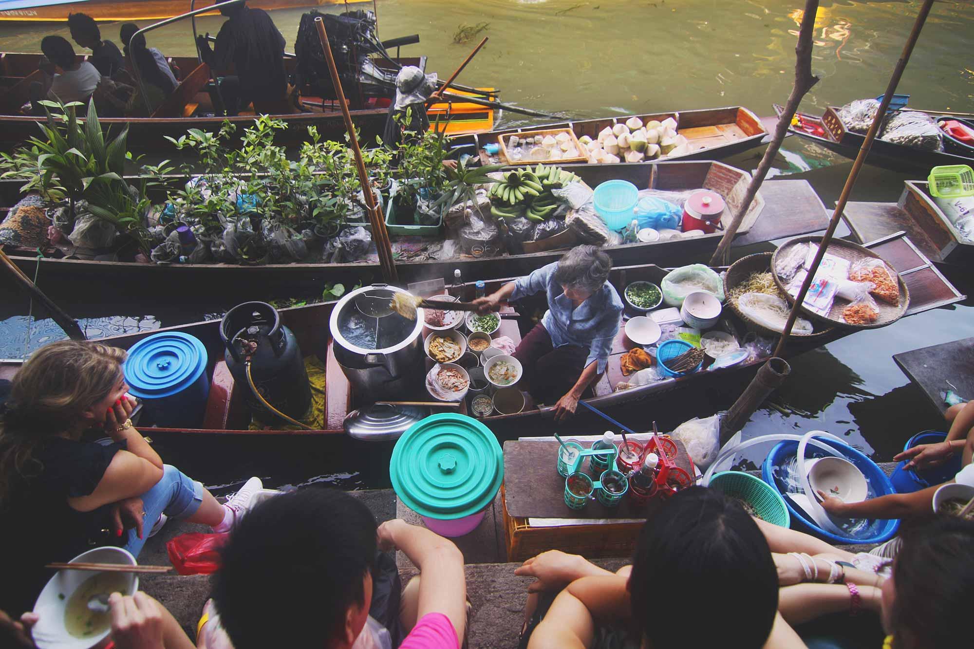 Ką parsivežti iš Tailando